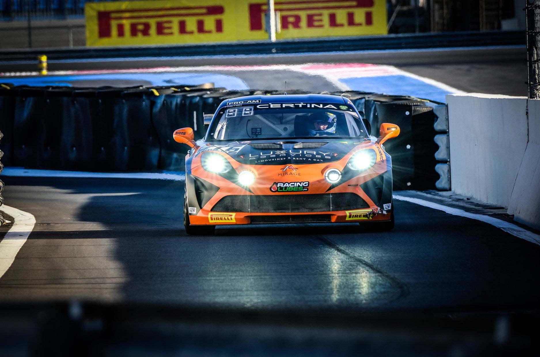 FFSA GT4 Alpine A110 CMR Prost Redele Castellet Paul Ricard 2020 18 | Alpine A110 GT4 : la grande finale au Castellet ⎜Course n°2