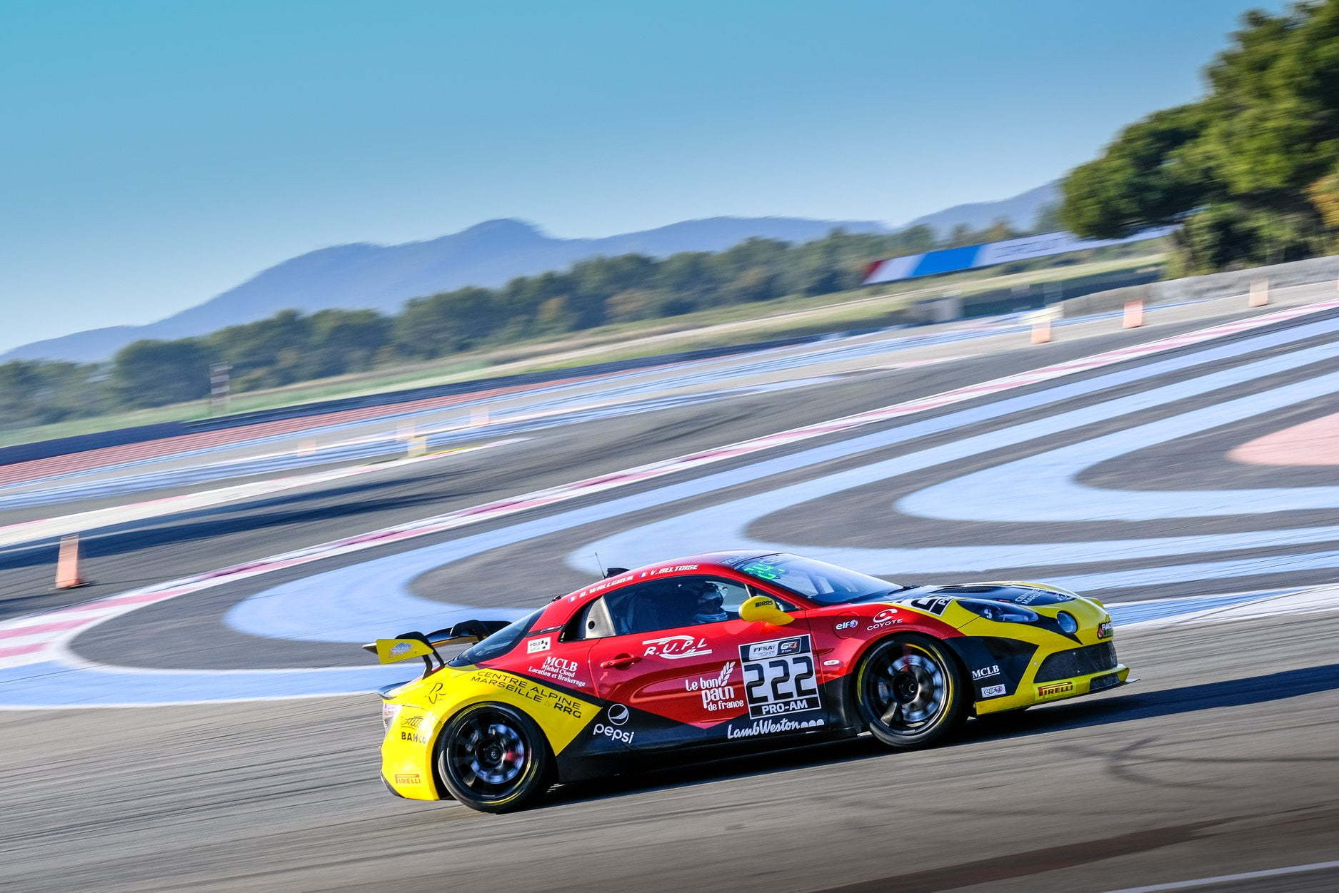 FFSA GT4 Alpine A110 CMR Prost Redele Castellet Paul Ricard 2020 7 | Alpine A110 GT4 : la grande finale au Castellet ⎜Course n°2