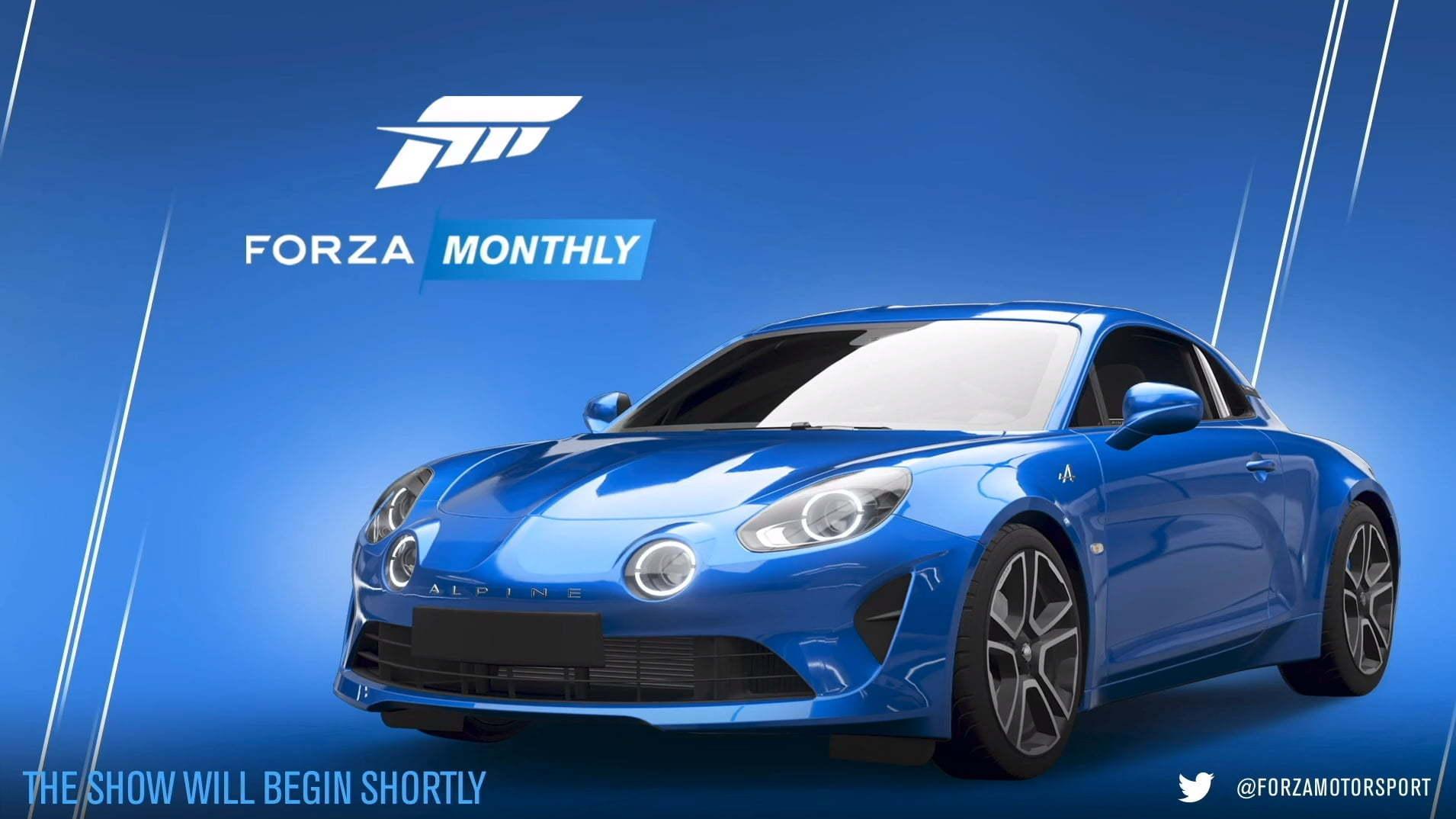 Forza Horizon 4 Alpine 2 | 30 idées de cadeaux de Noël pour les passionnés d'Alpine