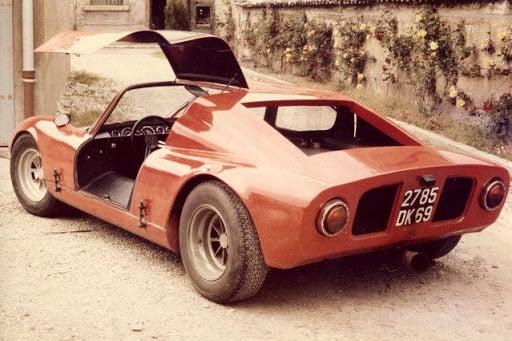 Kit Marcadier | Alpine A110 Meyrignac : l'audacieux prototype !