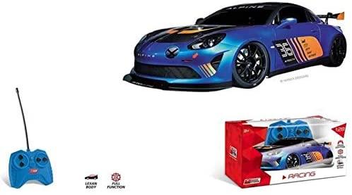 Mondo Motors 128 Voiture radiocommandee Alpine GT4 27mHz | 30 idées de cadeaux de Noël pour les passionnés d'Alpine