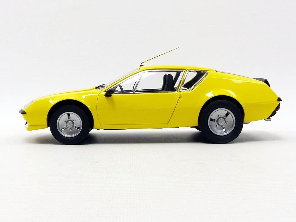 Norev 1977 Yellow Alpine Renault A310 V6 Phase 1 1 | 30 idées de cadeaux de Noël pour les passionnés d'Alpine