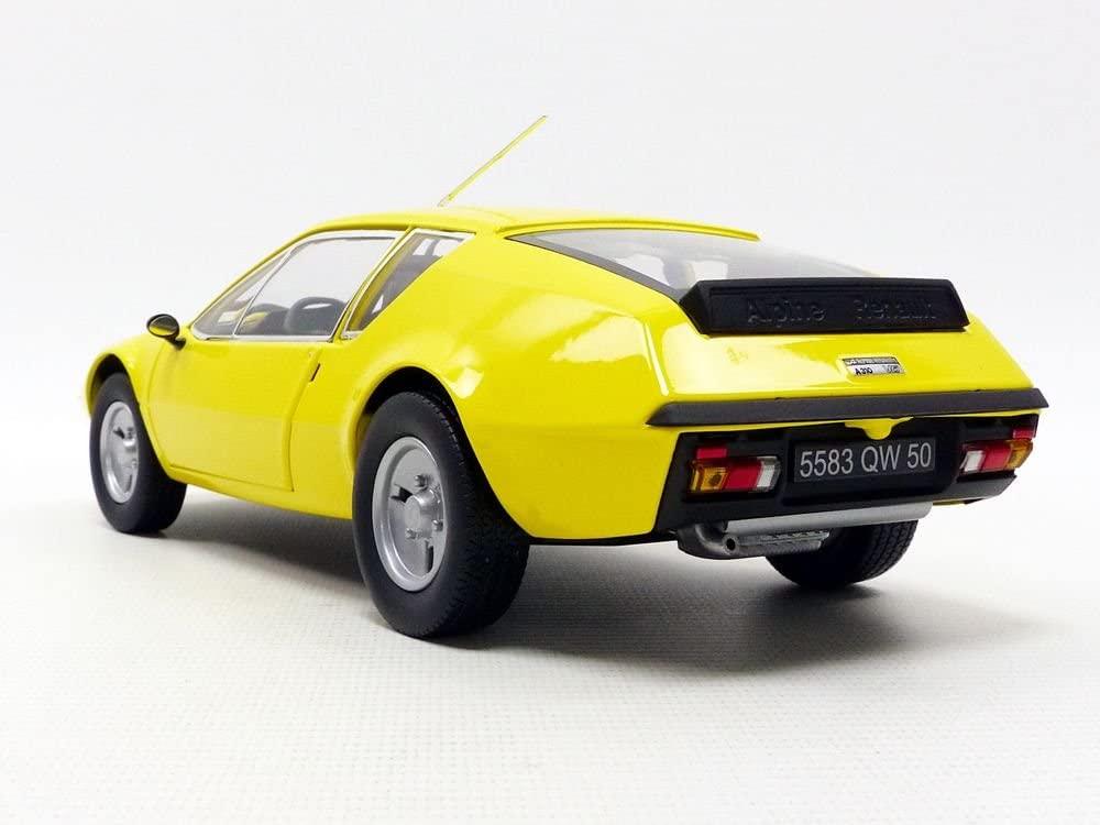 Norev 1977 Yellow Alpine Renault A310 V6 Phase 1 2 | 30 idées de cadeaux de Noël pour les passionnés d'Alpine
