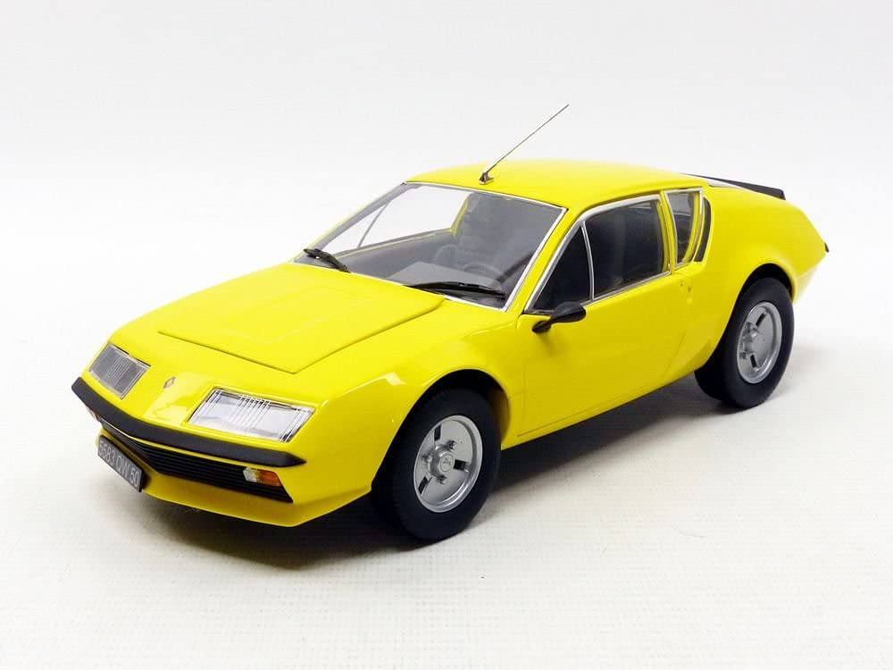 Norev 1977 Yellow Alpine Renault A310 V6 Phase 1 3 | 30 idées de cadeaux de Noël pour les passionnés d'Alpine
