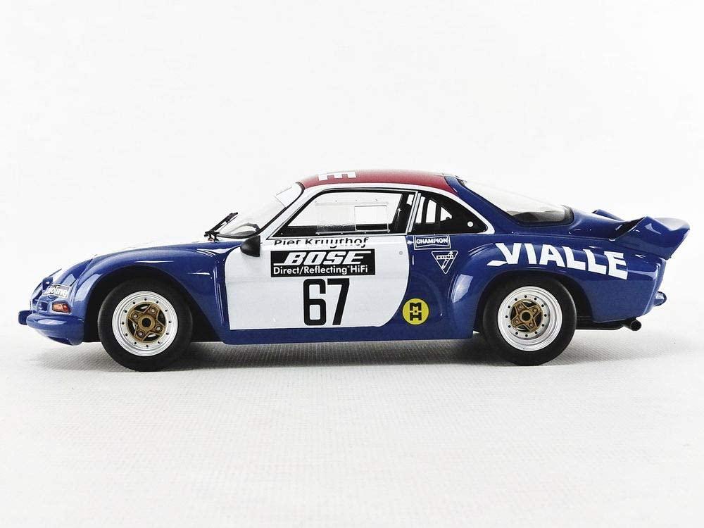 OTTO MOBILE ALPINE A110 GR.5 Rallye Cross 1977 1 | 30 idées de cadeaux de Noël pour les passionnés d'Alpine