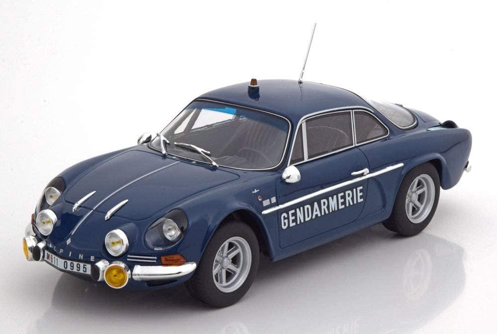 Renault A110 1600S 1971 Gendarmerie | 30 idées de cadeaux de Noël pour les passionnés d'Alpine