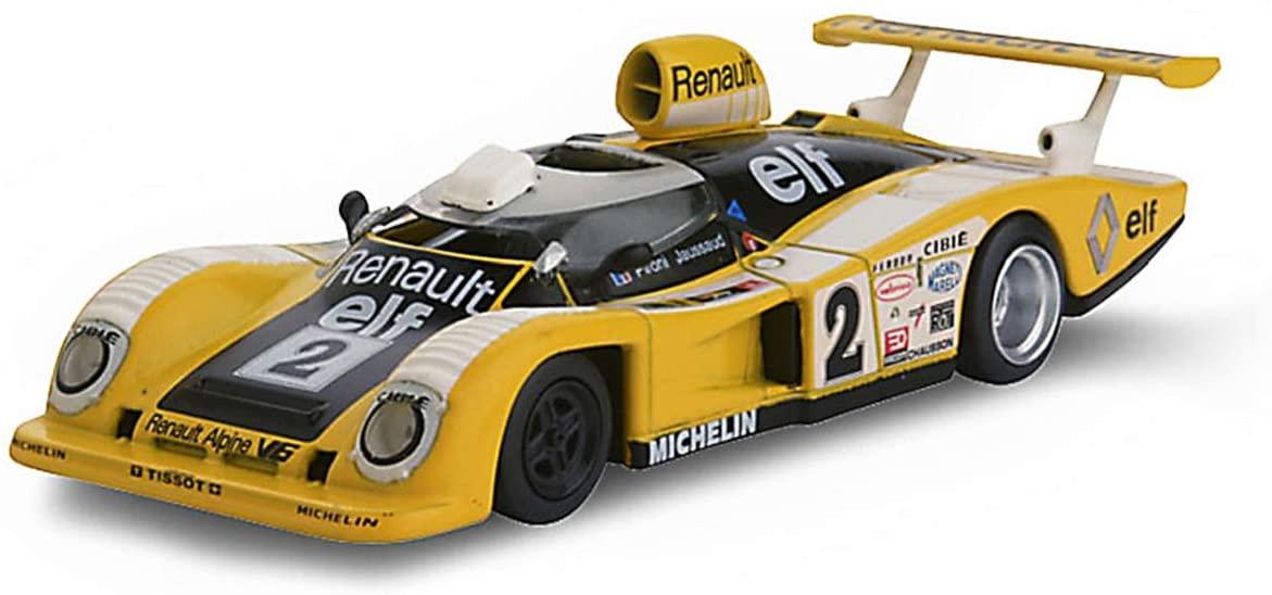 Renault Norev Alpine A442B Le Mans 1978 No2 Pironi Jaussaud Winner 143eme 1 | 30 idées de cadeaux de Noël pour les passionnés d'Alpine