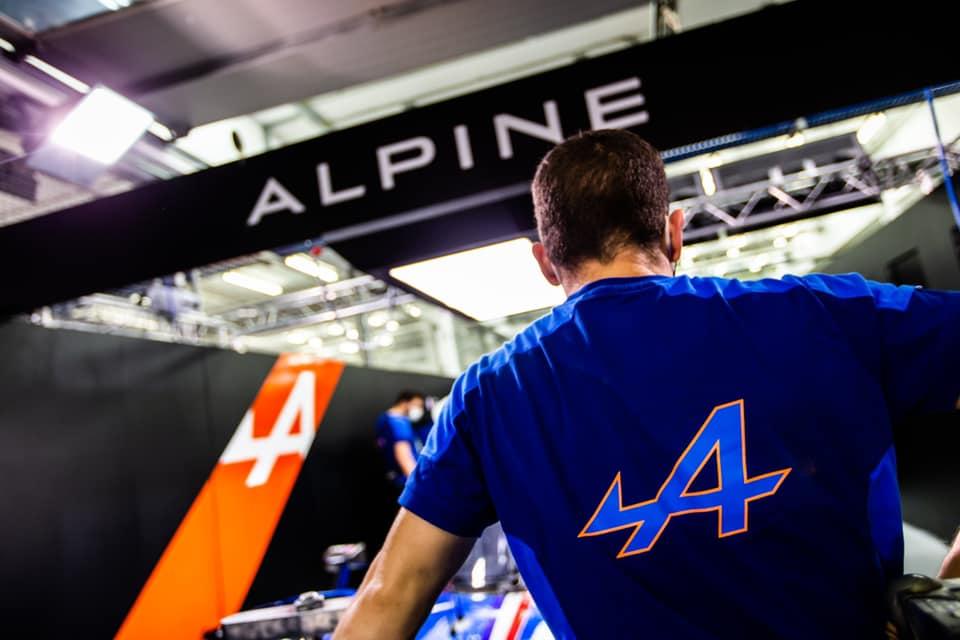 Signatech Alpine A470 Laurent Ragues Negrao Bahrein WEC 2020 LMP2 15 | Signatech Alpine atteint la 5ème place à Bahreïn
