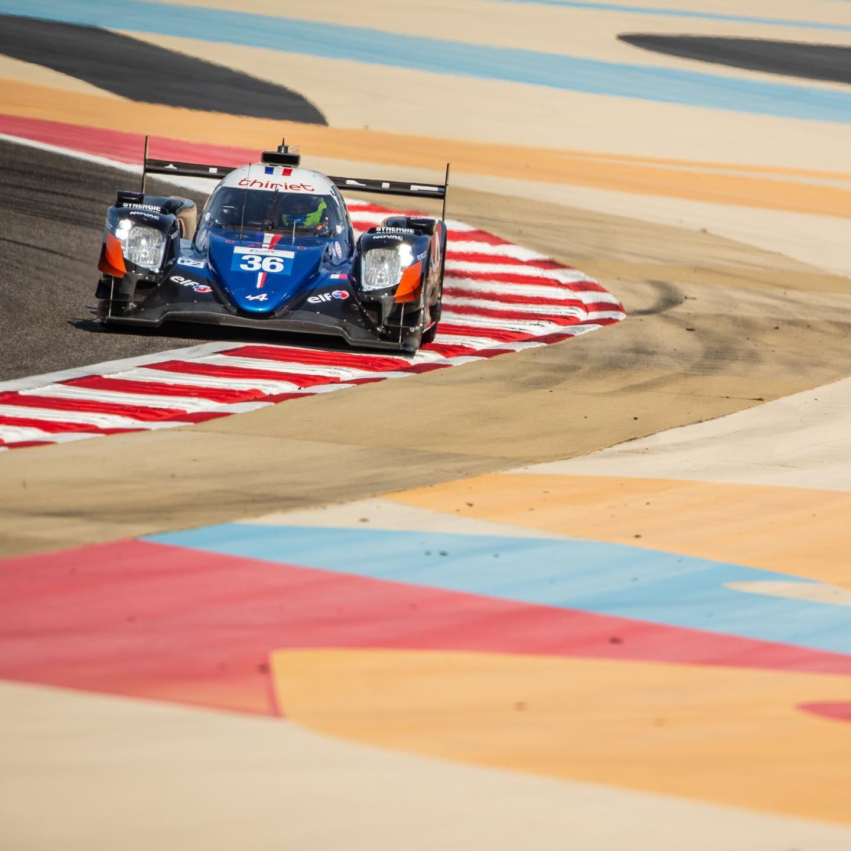 Signatech Alpine A470 Laurent Ragues Negrao Bahrein WEC 2020 LMP2 6 | Signatech Alpine atteint la 5ème place à Bahreïn