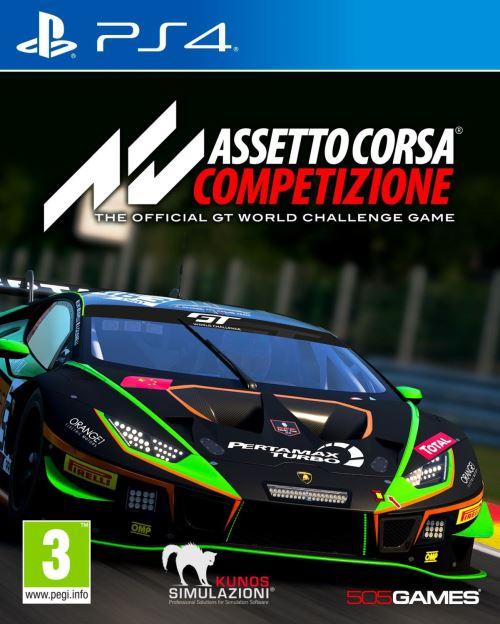 aetto Corsa Competizione Edition Standard PlayStation 4 | 30 idées de cadeaux de Noël pour les passionnés d'Alpine