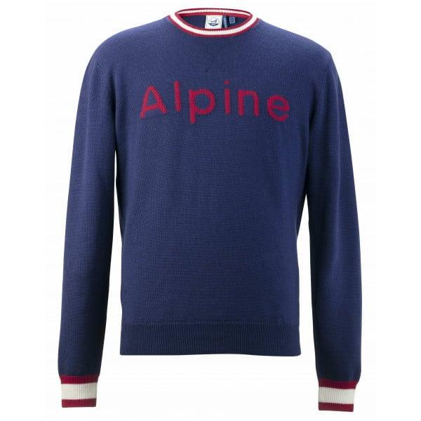 pull laine homme alpine 1955 | 30 idées de cadeaux de Noël pour les passionnés d'Alpine