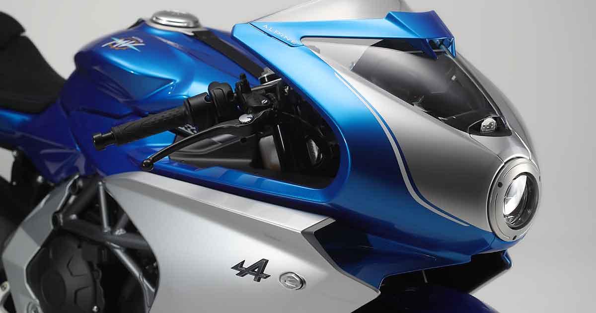 A3CE63F0 7165 4A72 818E BED0BA292F24 | MV Agusta Superveloce Alpine 2020 : le mariage Franco-Italien !