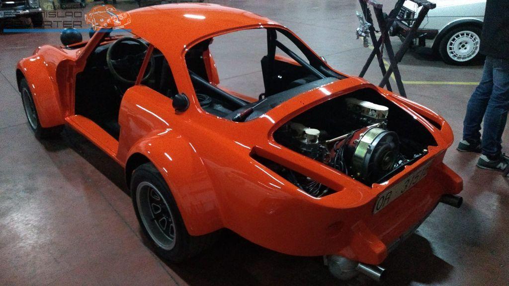 Alpinche Realpor 6 | Alpinche : quand l'Alpine A110 passe au Flat-6 Porsche !
