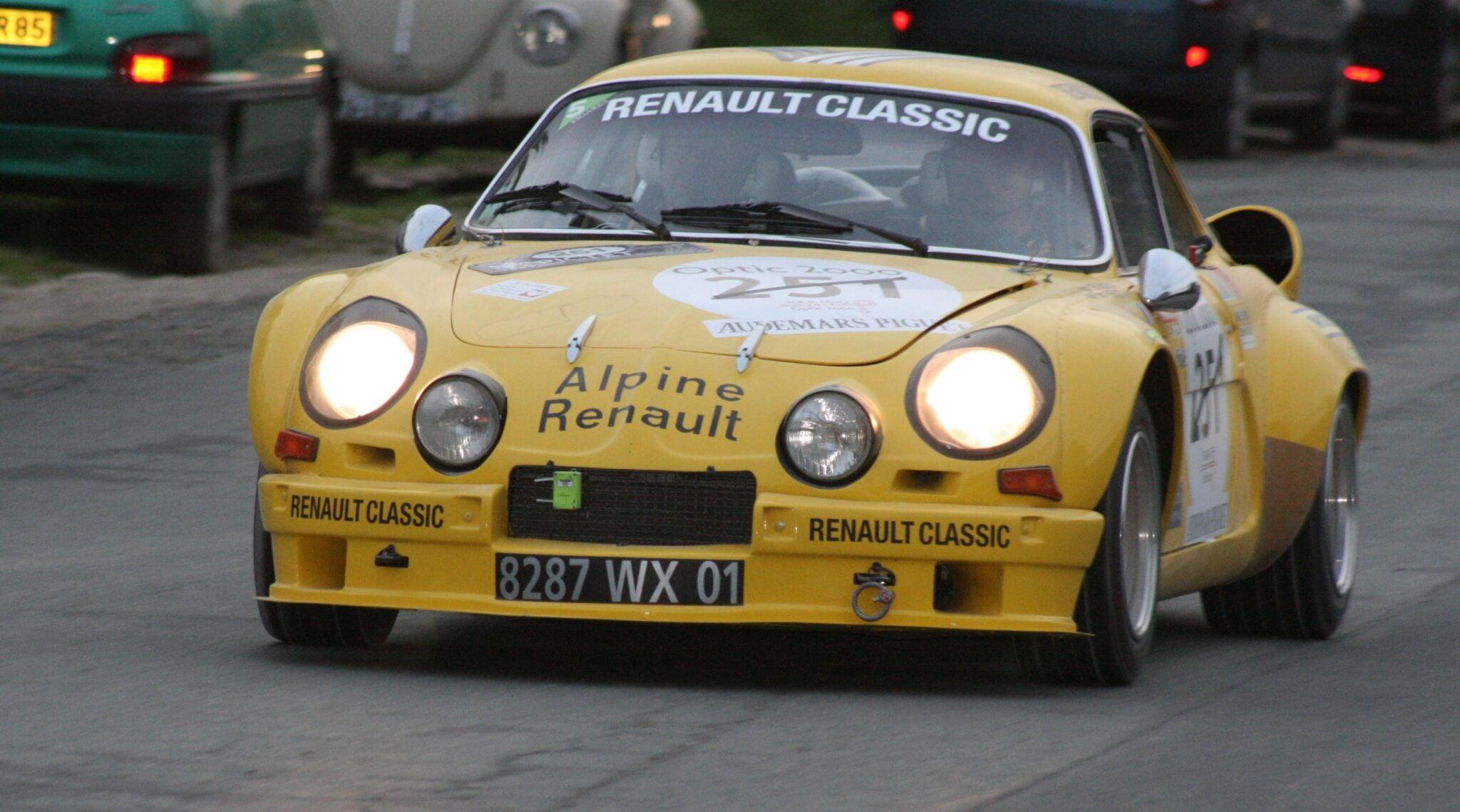 Alpine A110 1800 16S Gr 5 2 | L'Alpine A110 1800 16S Gr 5, l'ultime évolution !