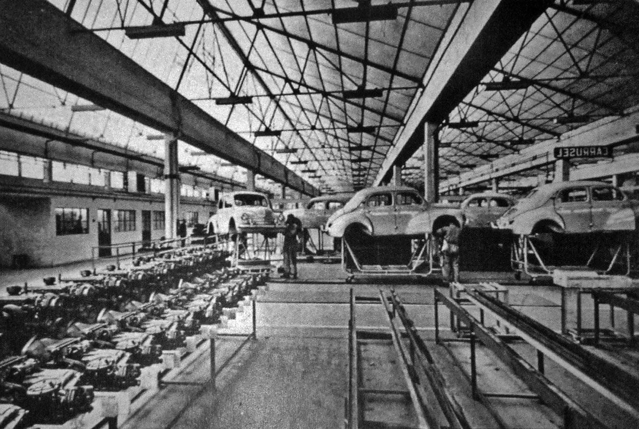 Fasa renault usine 3 | FASA Renault Alpine A110 : Amor de España !