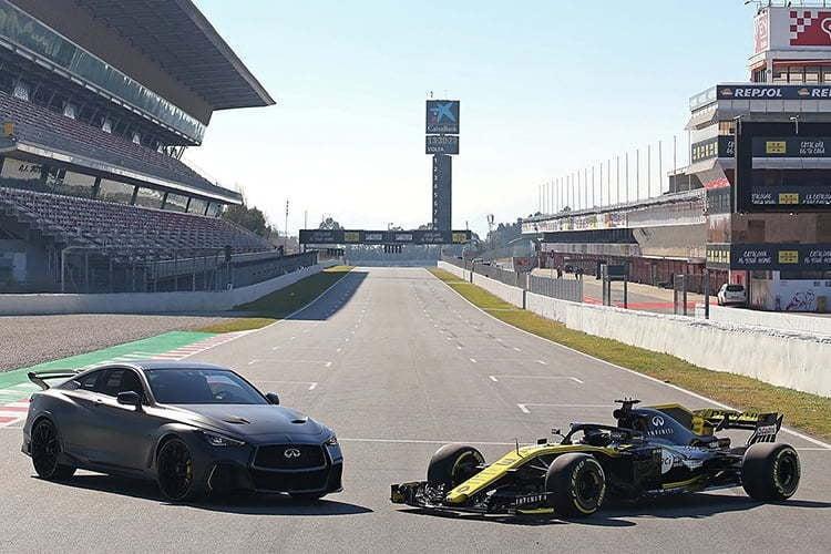 Infiniti Renault F1 2 | Alpine F1 Team : le partenaire Infiniti quitte la F1