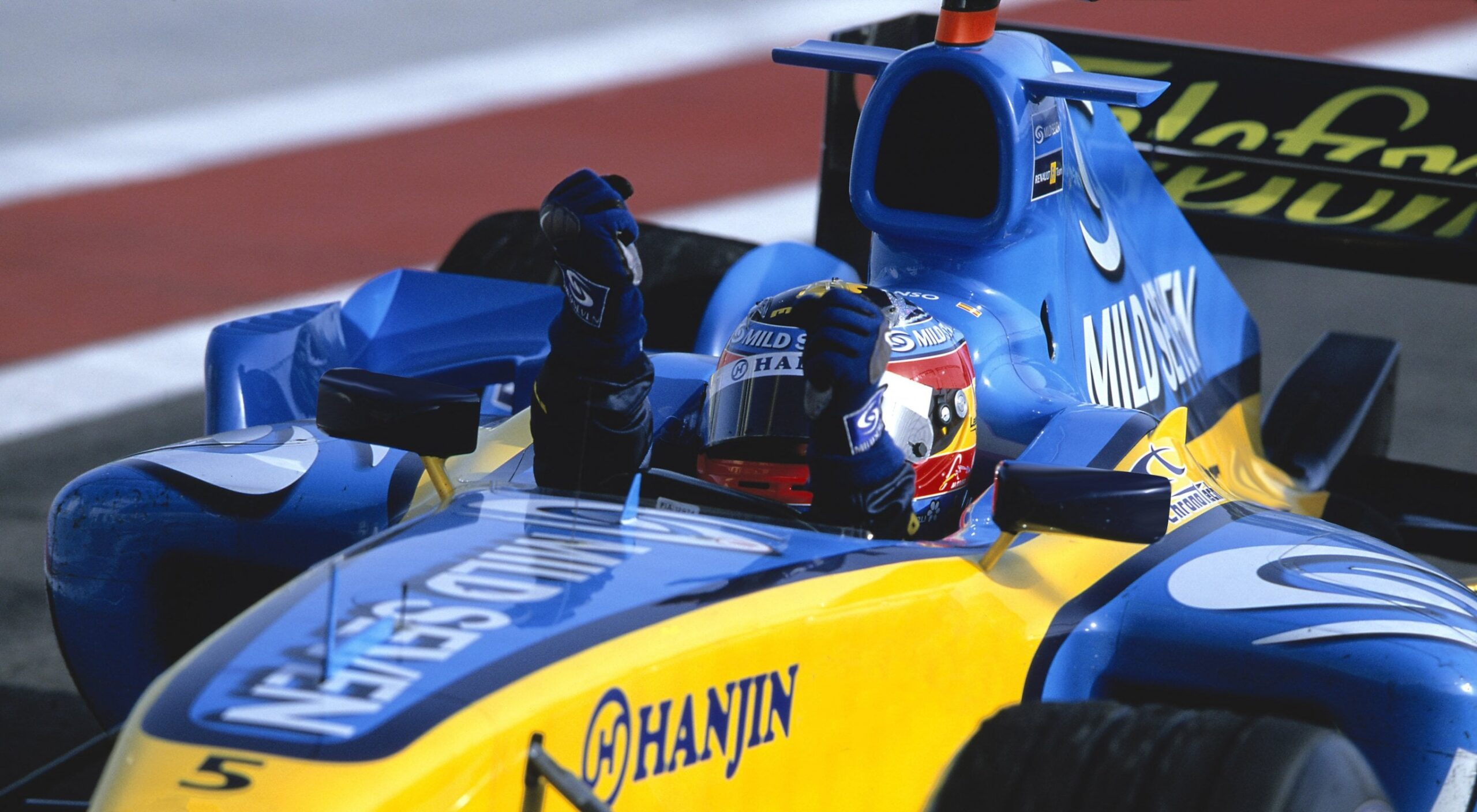 Alonso Renault F1