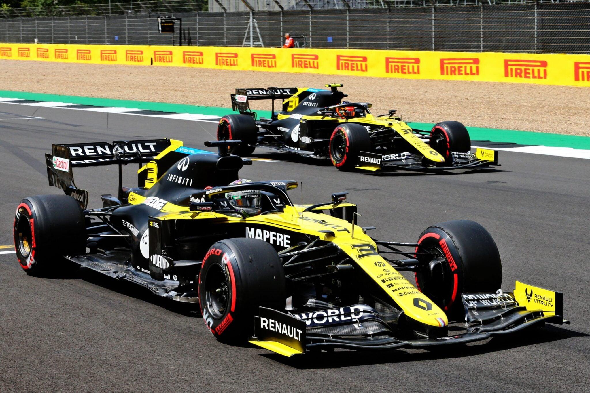 Renault F1 Team 2020 | Alpine F1 Team : Jérôme Stoll quitte son poste de Président de Renault Sport Racing