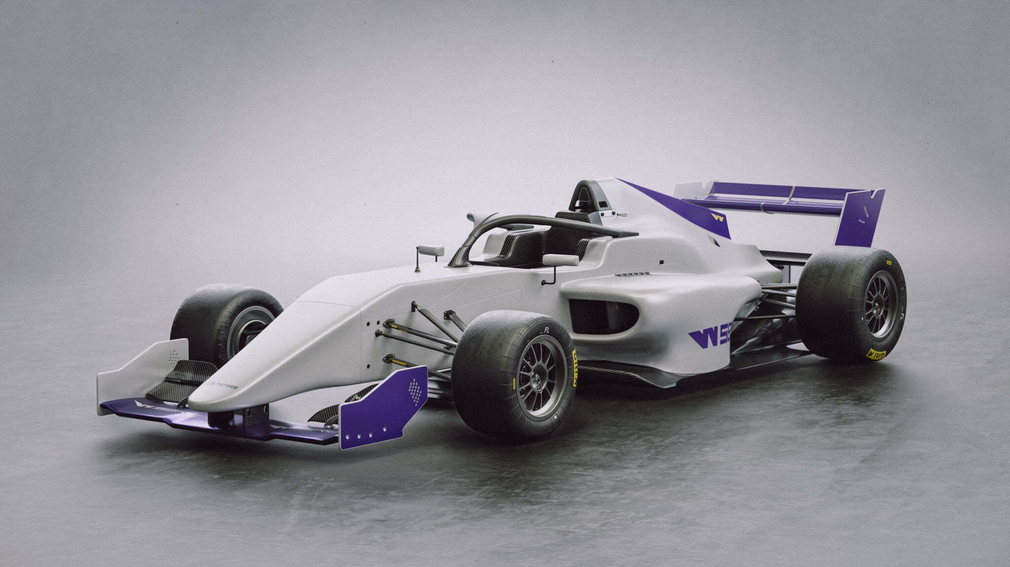 Tatuus-F.3-T-318 Alpine Formule