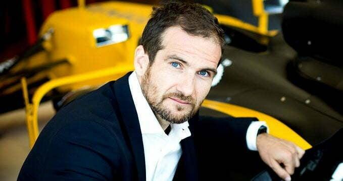 Tommaso Volpe infiniti | Alpine F1 Team : le partenaire Infiniti quitte la F1
