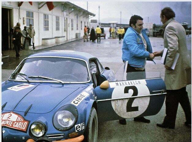 15E2E9AD 9EBE 453F B078 4D0DEF7D3799 | Rallye Monte Carlo 1971 : Sa majesté Alpine.