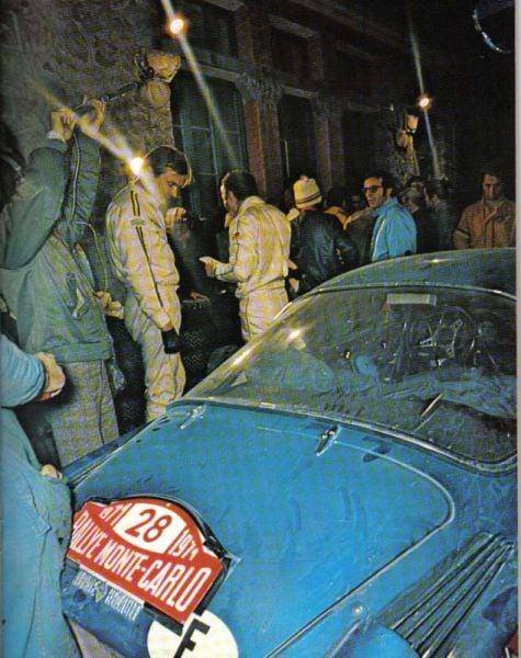 29621780 2F4A 4BE4 848C 7403D4FAA5FD | Rallye Monte Carlo 1971 : Sa majesté Alpine.