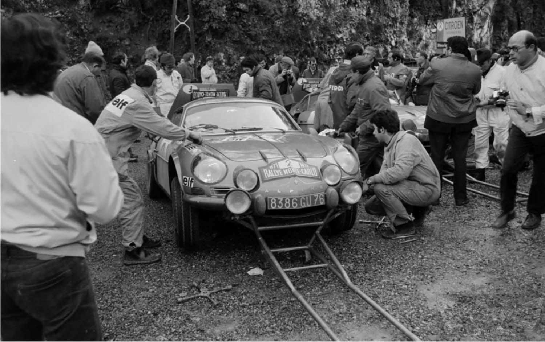 43051812 A791 4538 9882 AE99AB1484C1 | Rallye Monte Carlo 1971 : Sa majesté Alpine.