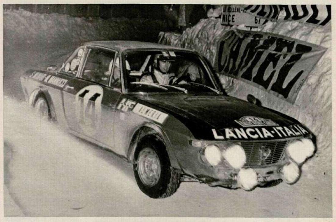 58DD9FEC A139 4141 A07F 7830DDDA098B | Rallye Monte Carlo 1971 : Sa majesté Alpine.