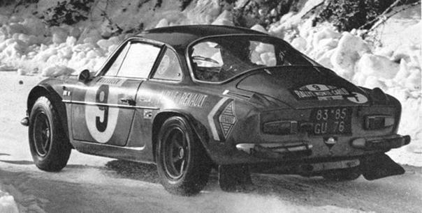 7DF14AF4 B42A 499B 8B00 40ED86EBA628 | Rallye Monte Carlo 1971 : Sa majesté Alpine.