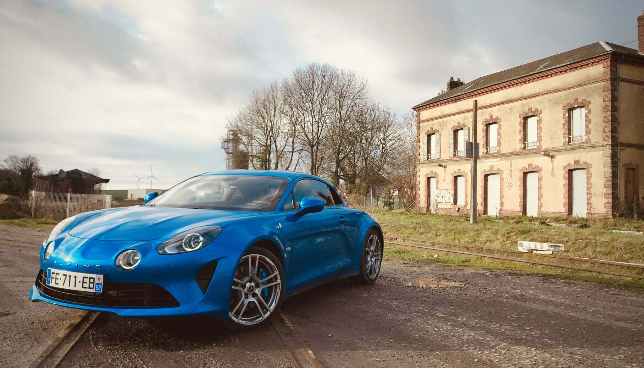 BF8B423D 4326 4E07 8192 4595A6BA7DCF | A l'essai : Alpine A110, des sensations Pures.