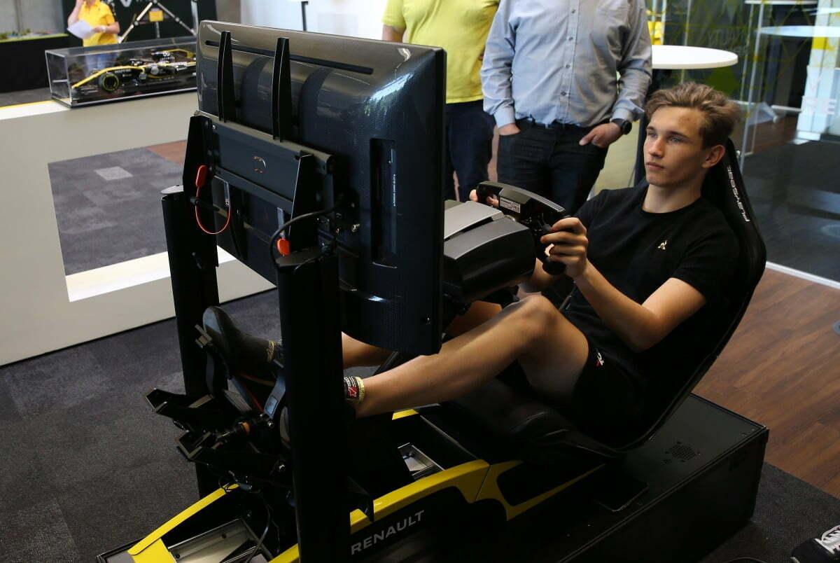 Christian Lundgaard Alpine F1 Team