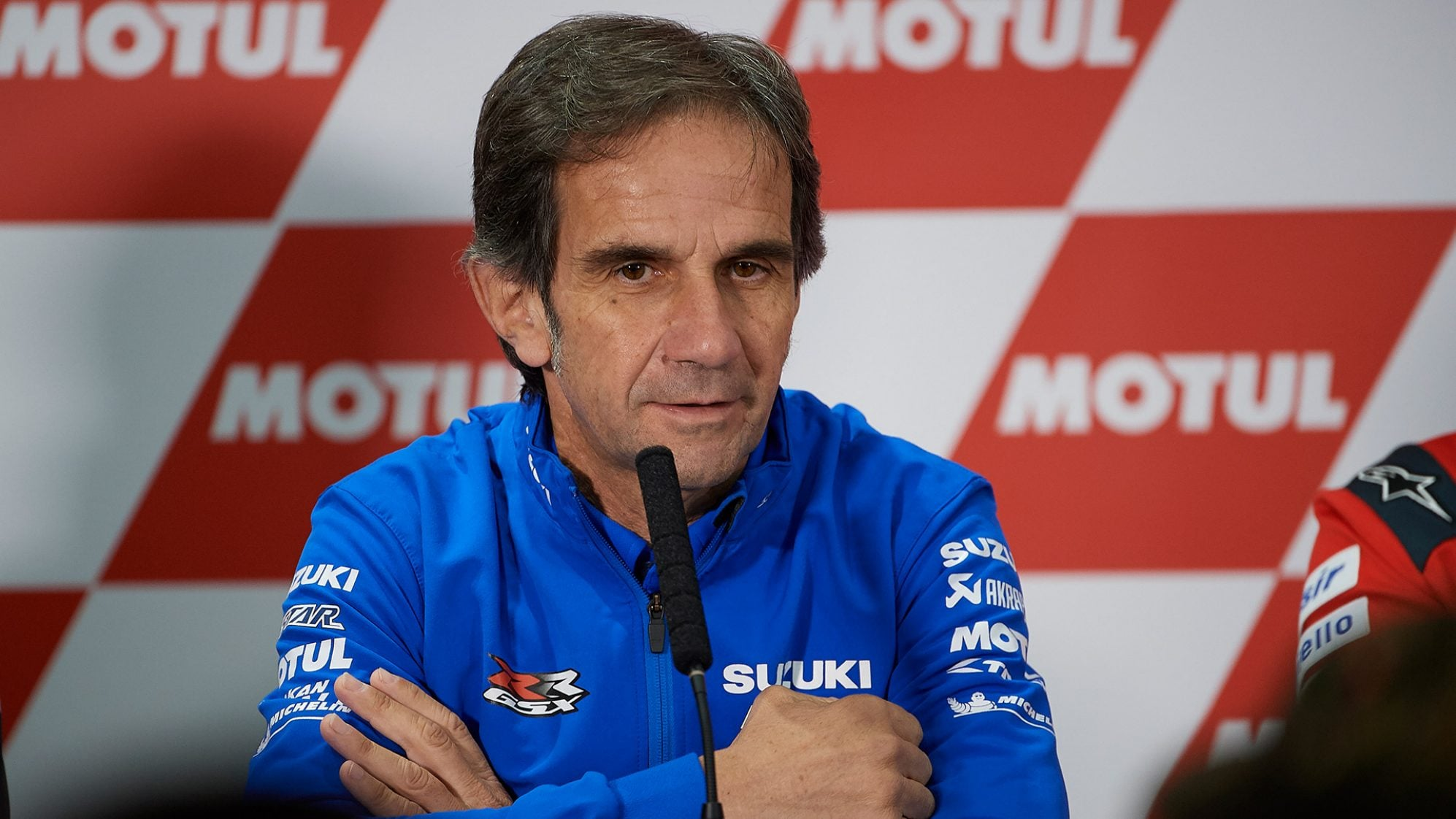 Davide Brivio Alpine F1 Team
