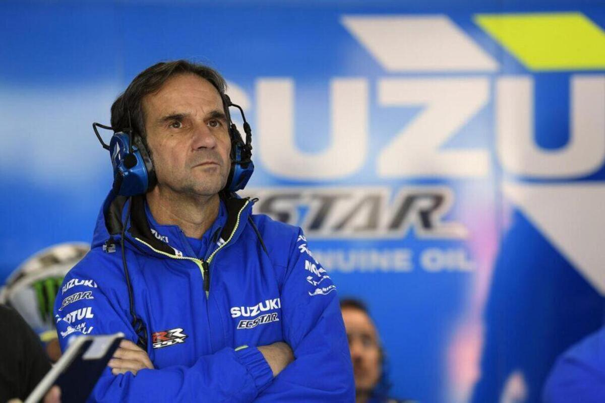 Davide Brivio alpine f1 team 2021