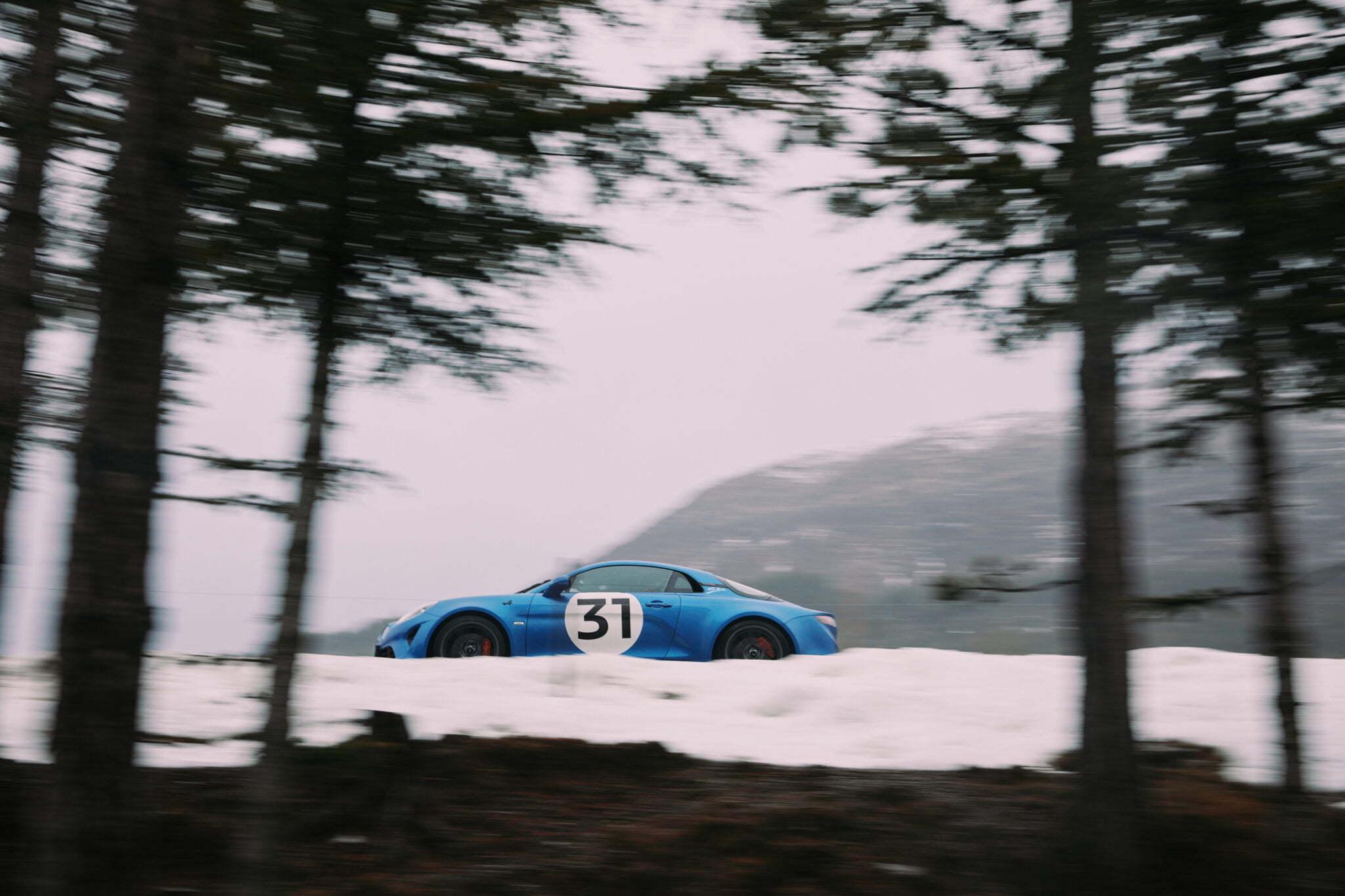 Esteban Ocon Rallye Monte Carlo 2021 Alpine A110 F1 Team 3 | Esteban Ocon s'essaye à l'Alpine A110S au Rallye Monte-Carlo