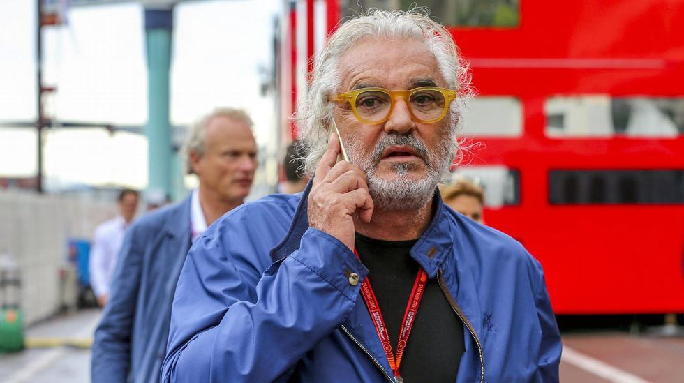 Flavio Biatore Alpine F1 team