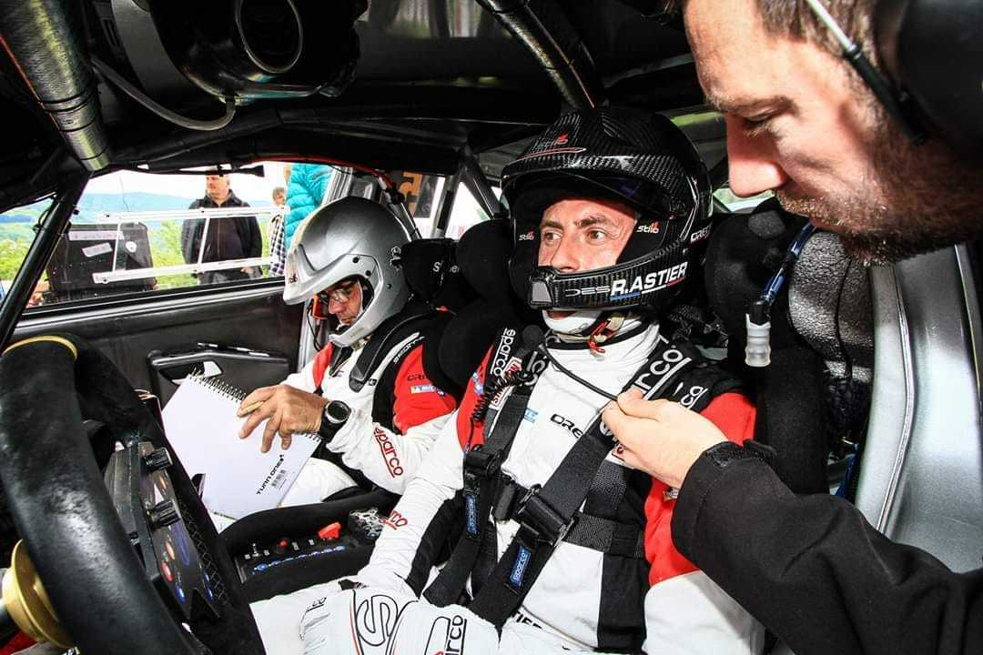 Raphael Astier | Alpine A110 RGT : Raphaël Astier de retour au Rallye Monte-Carlo