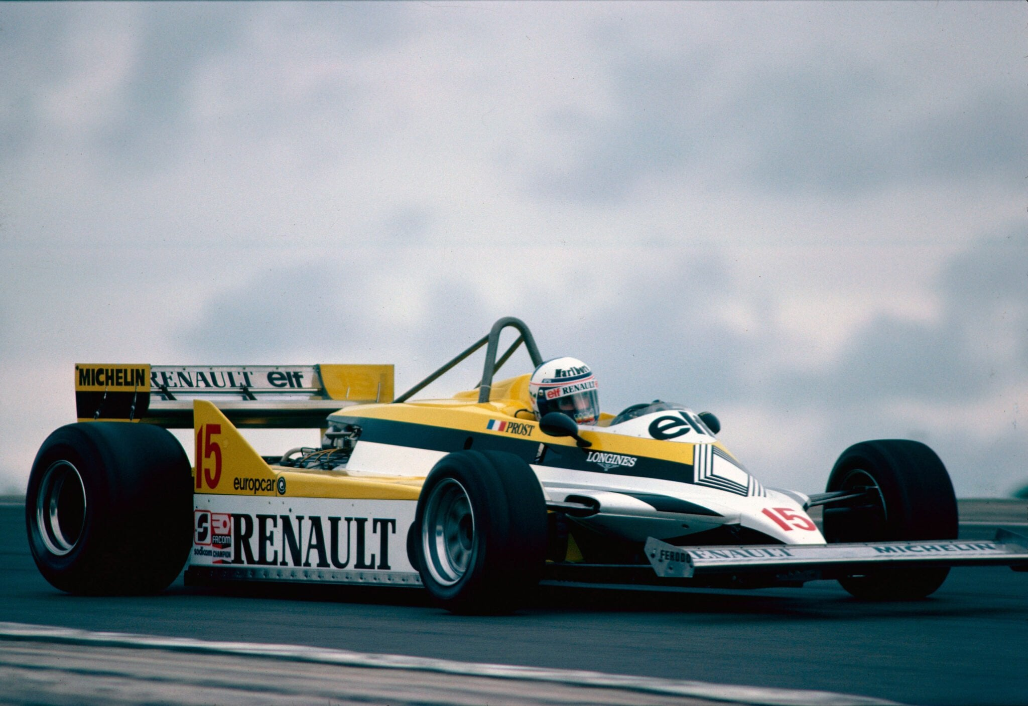 Renault F1 RE30