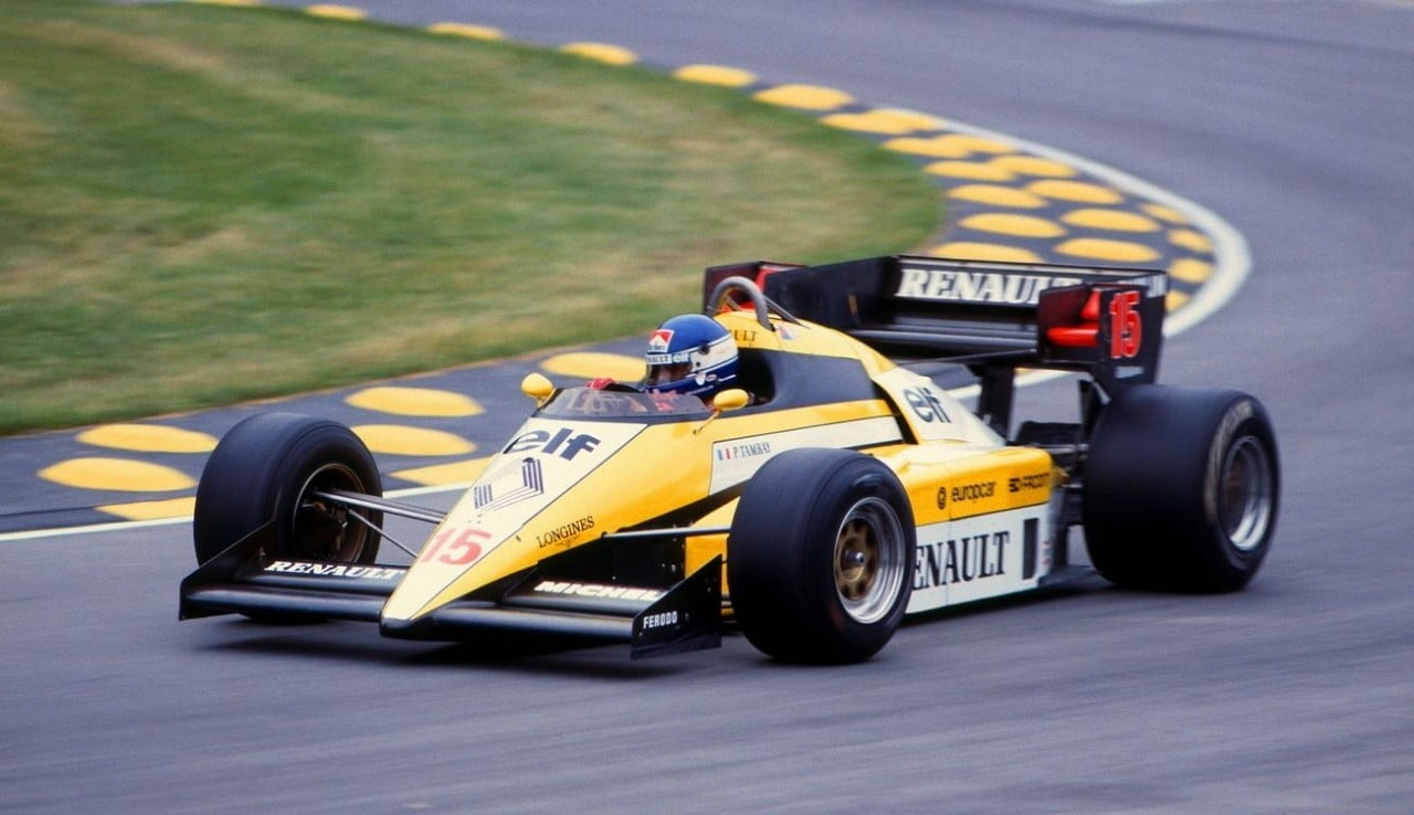 Renault RE 50 F1