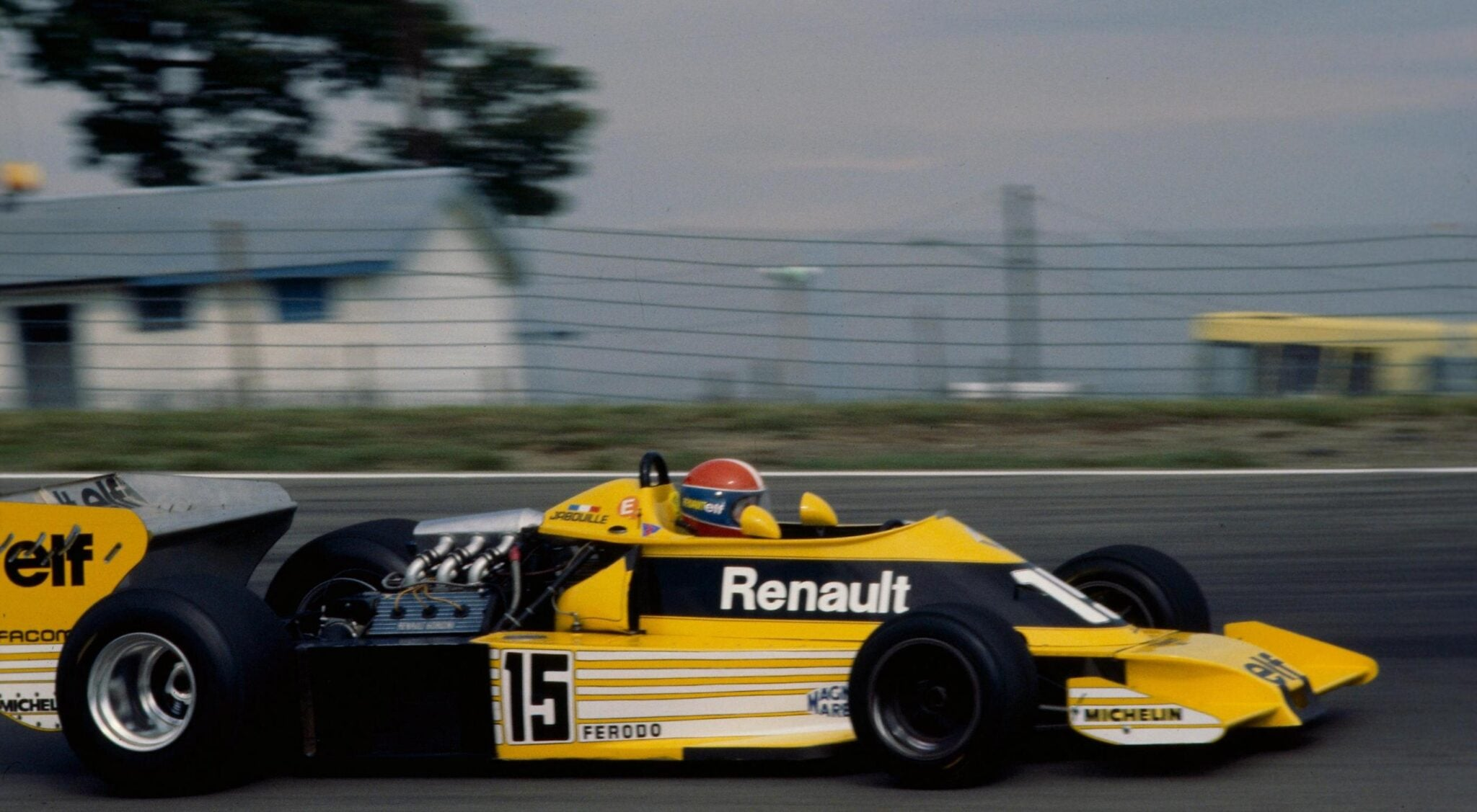 Renault RS 01 1977