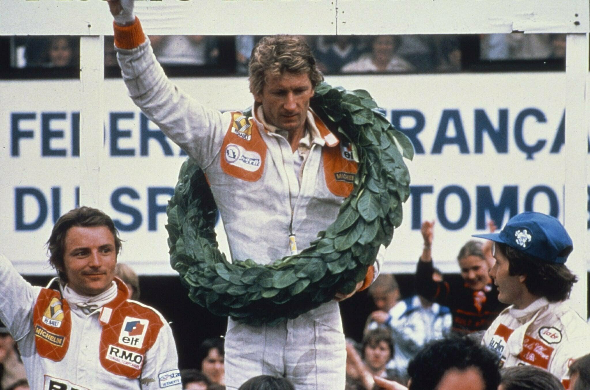 Renault RS 10 11 Jabouille 1979 F1 | Renault - Alpine F1, 43 ans d'histoire en Formule 1 (Partie 1)