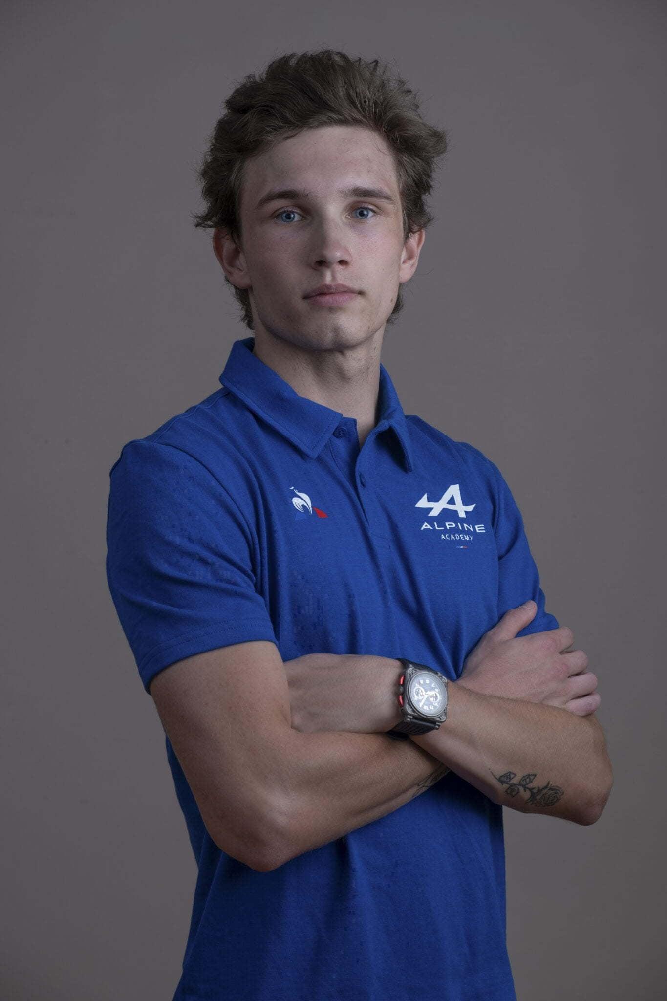 Alpine Academy Christian Lundgaard
