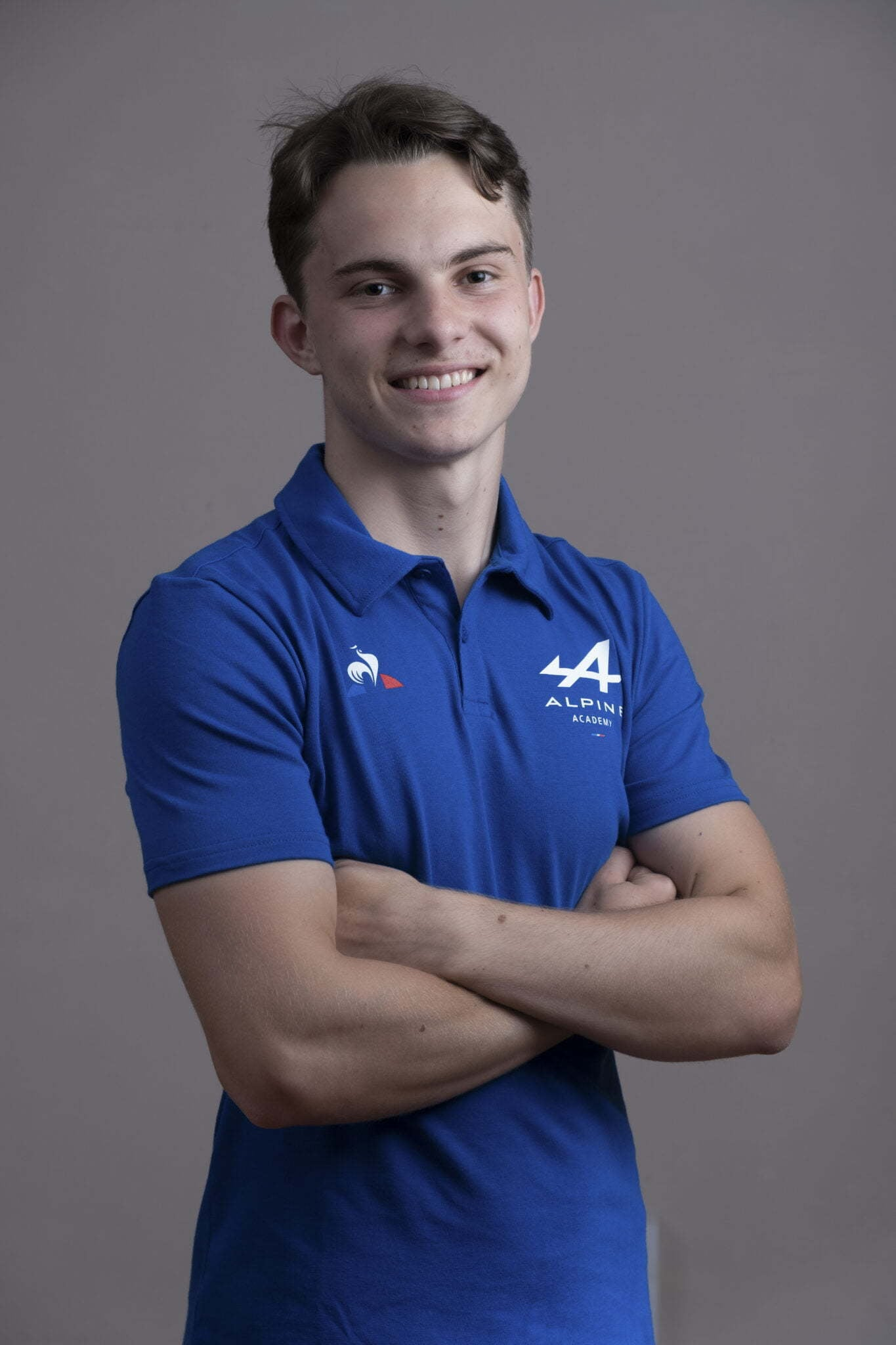 Alpine Academy Oscar Piastri