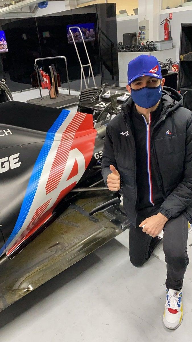 Esteban Ocon Alpine F1 Team Paul Ricard 2 | Alpine F1 Team en test privé sur le Paul Ricard avec Esteban Ocon