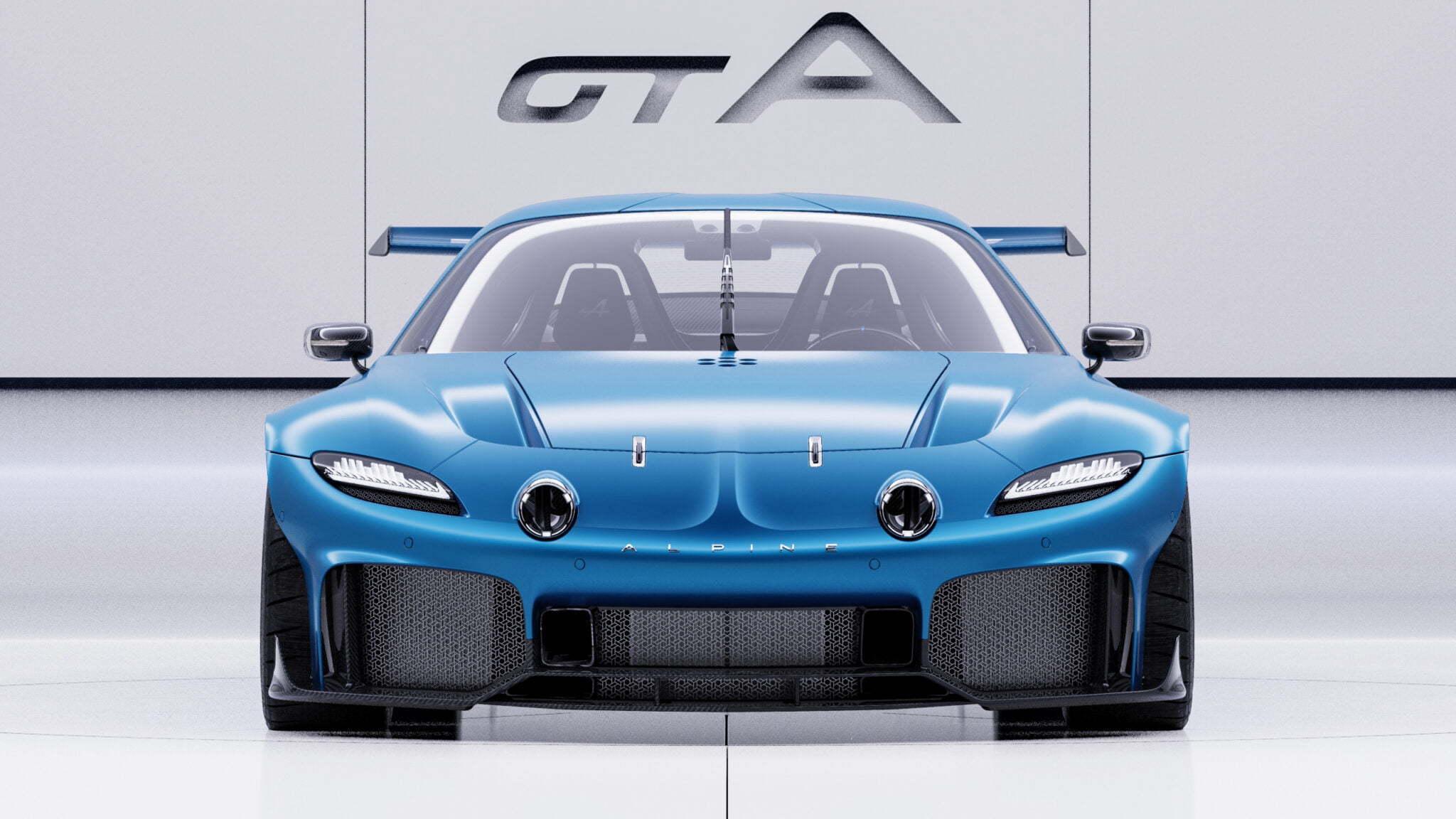 Alpine GTA Arseny Kostromin