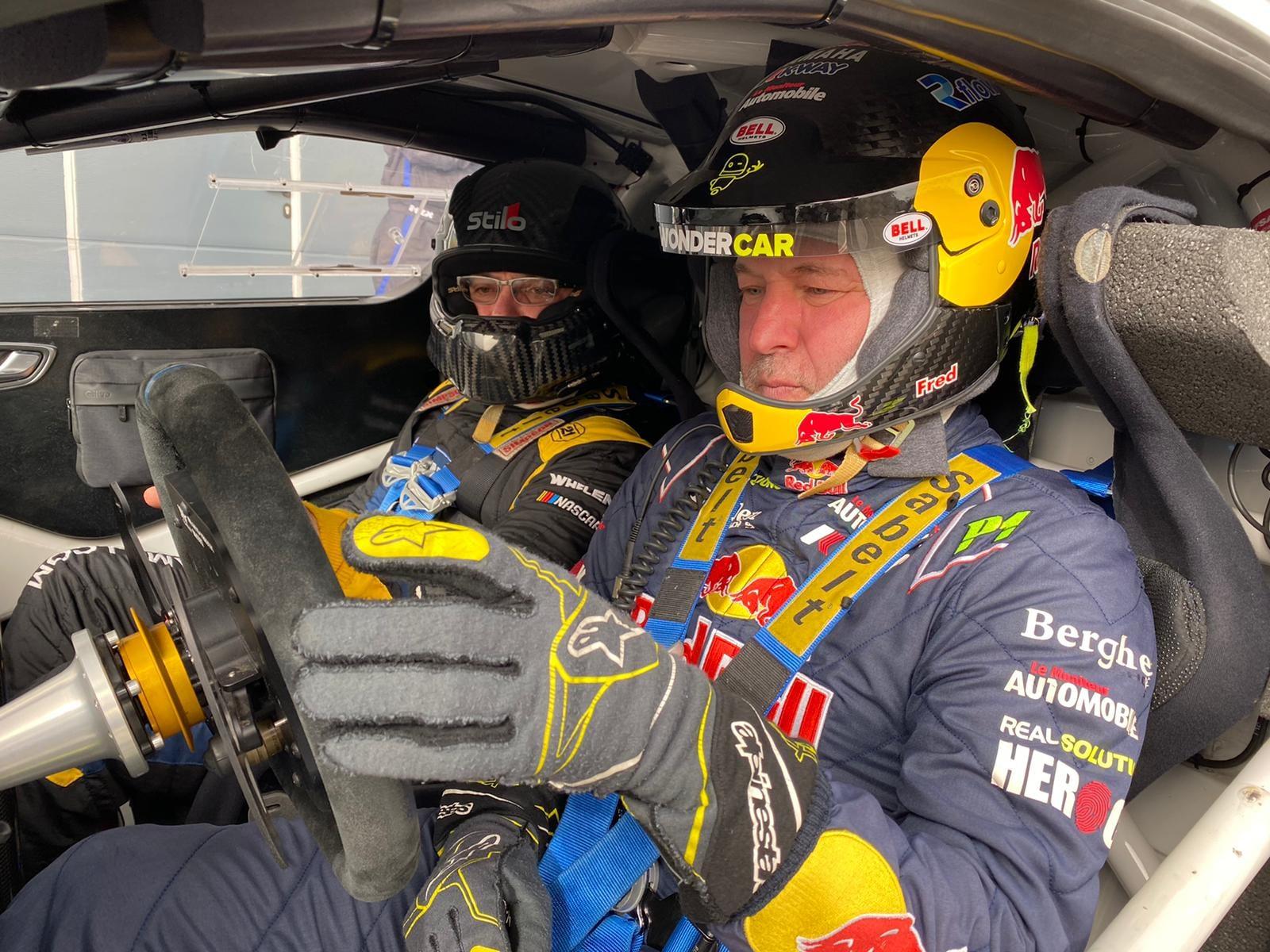 Alpine A110 Rally RGT Team FJ 2021 3   Alpine A110 R-GT : Le Team FJ la fait découvrir à des pilotes Belges