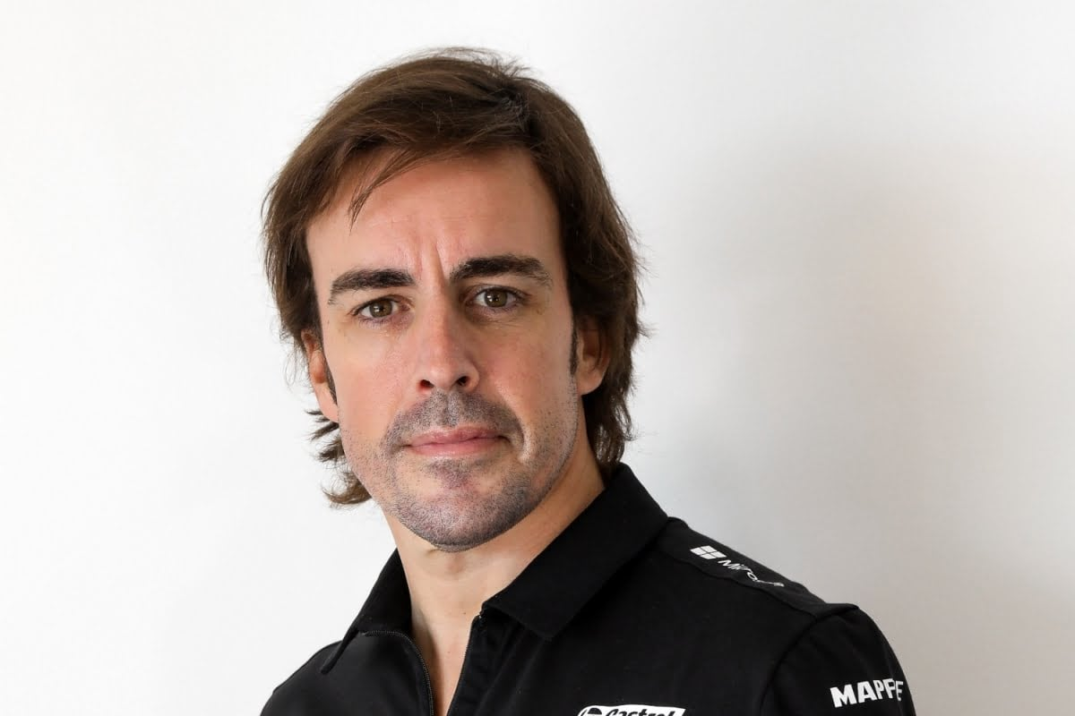 Fernando Alonso Alpine F1 Team 2021