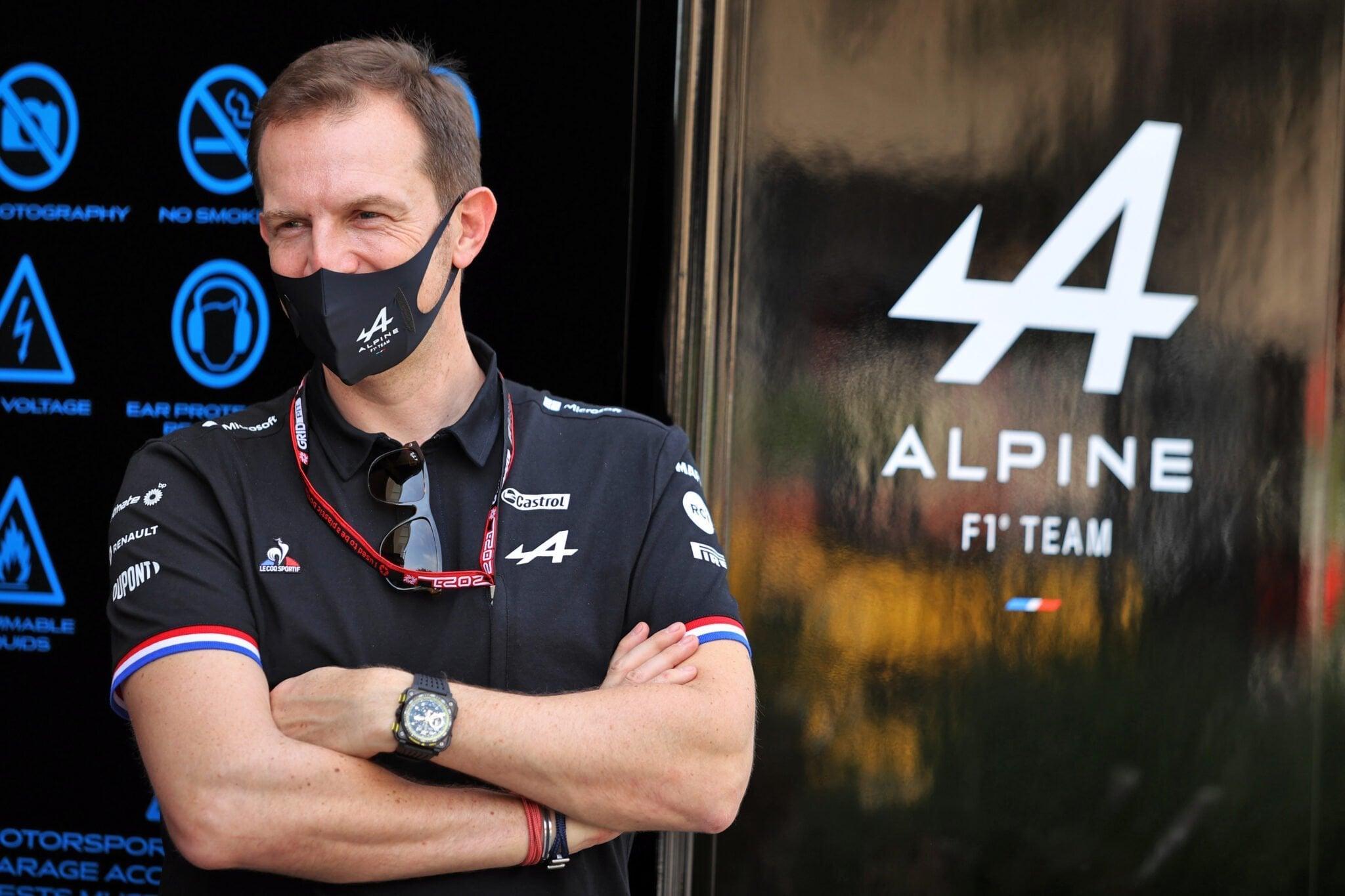 df89 3c44 15f4 4b1ba40ac87b c08e61b2174f162107abd6338bd9d92b5e6a4074 | Alpine F1 Team : Alonso et Ocon débutent les essais à Bahreïn