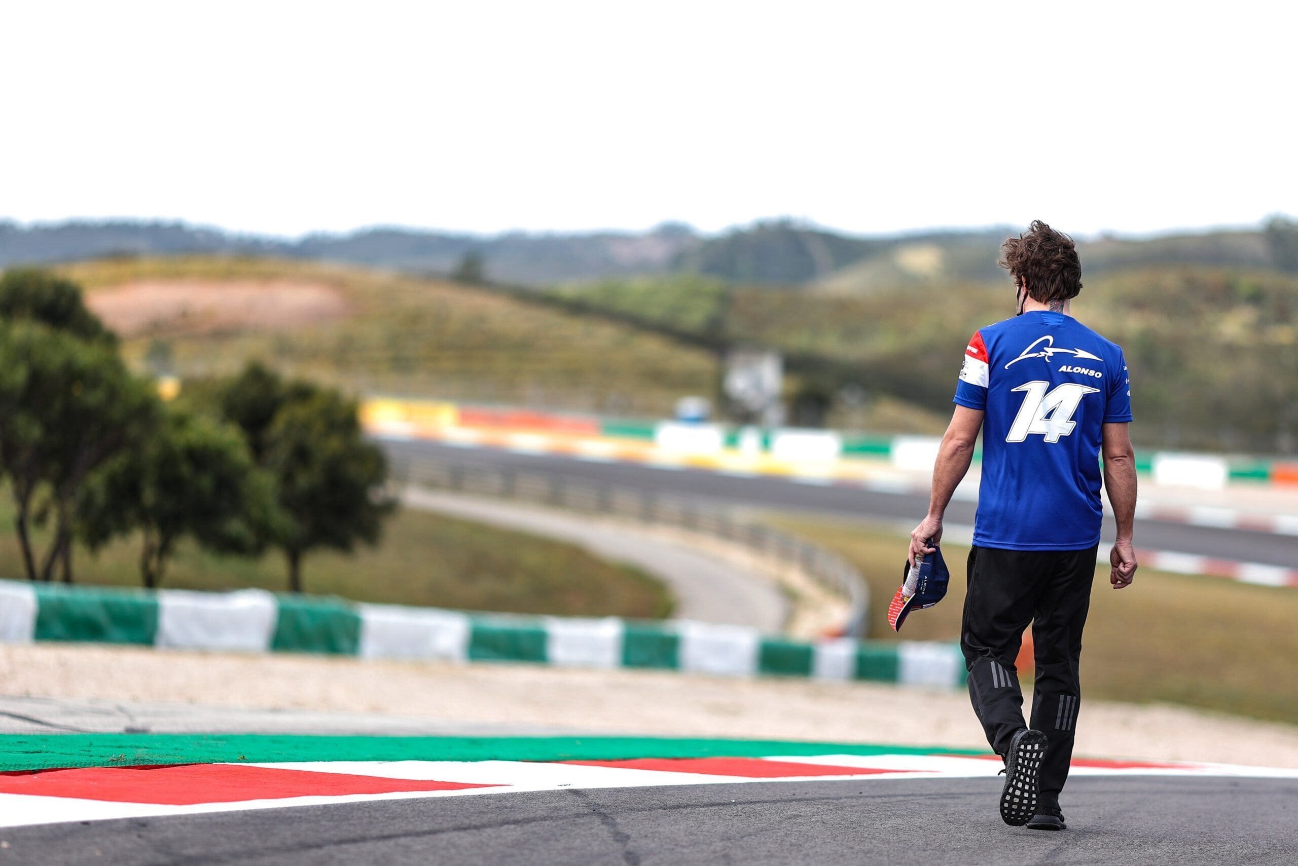Alpine F1 Team alonso ocon Grand Prix Heineken du Portugal Formule 1 20215 scaled | Alpine F1 Team : Grand Prix Heineken du Portugal de Formule 1 2021