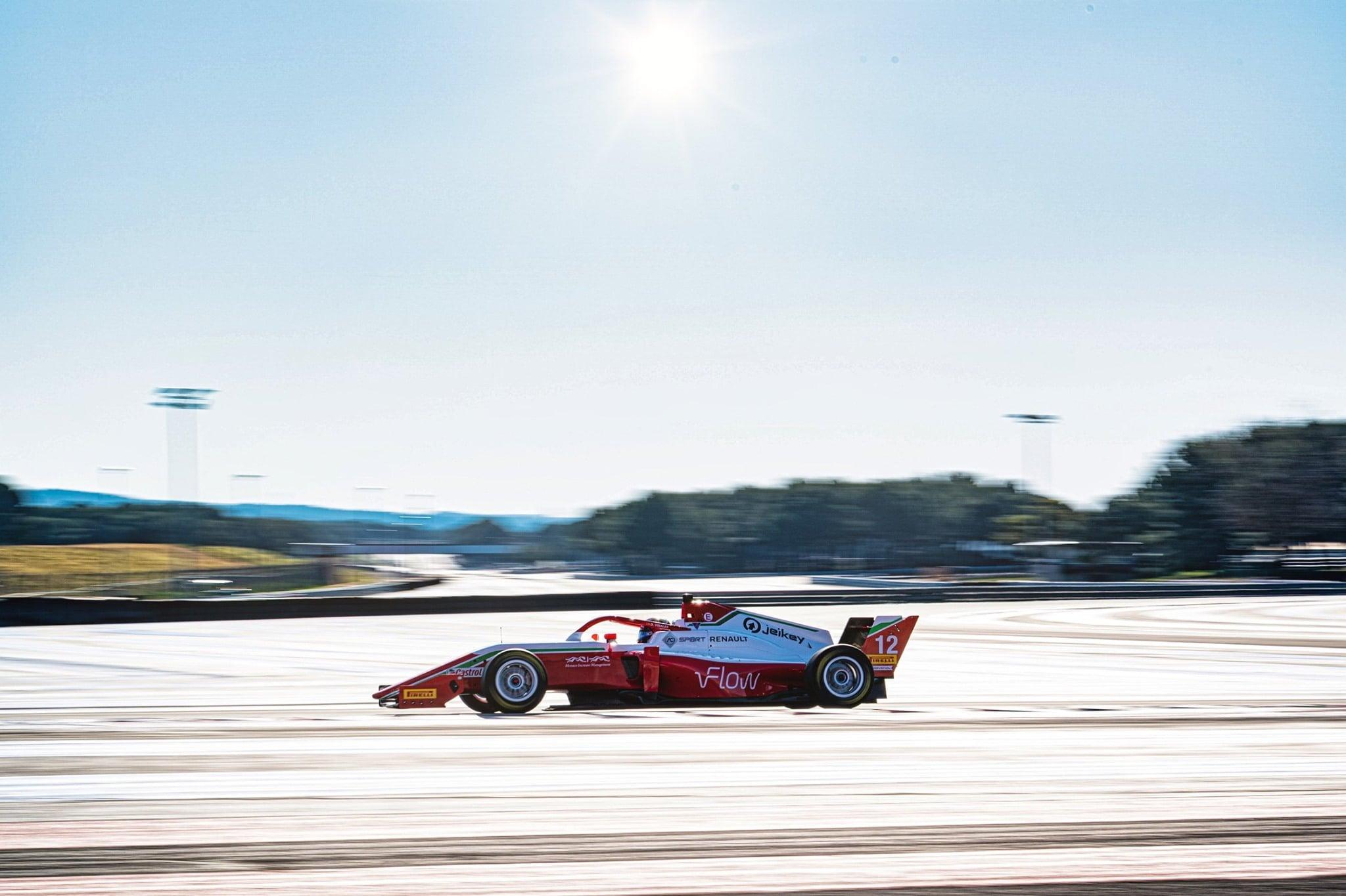 Formula Regional by Alpine