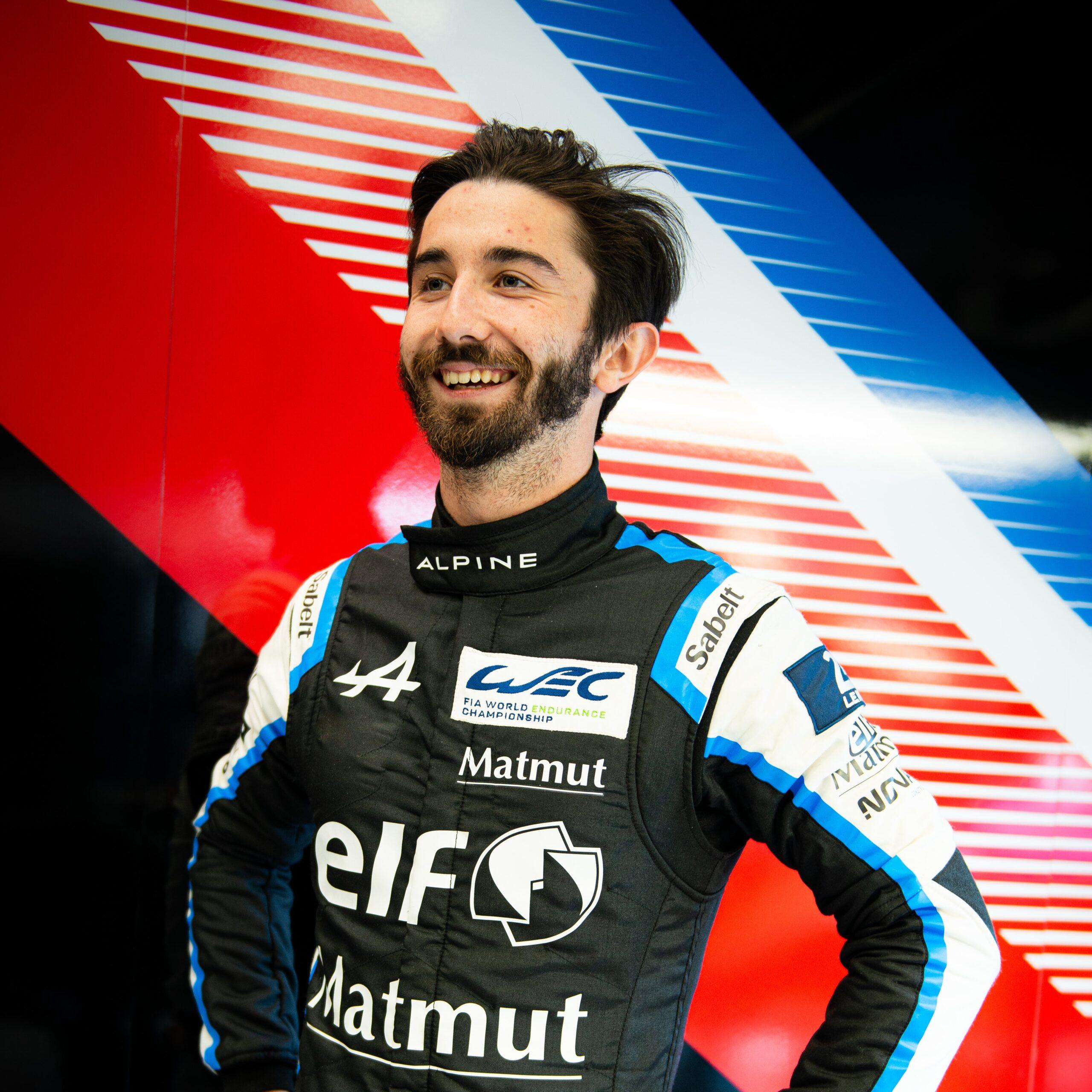 Gabriel Aubry Alpine Endurance Team
